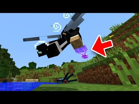 Minecraft: How to Levitate + More!