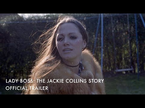 Lady Boss: The Jackie Collins Story   Official UK Trailer