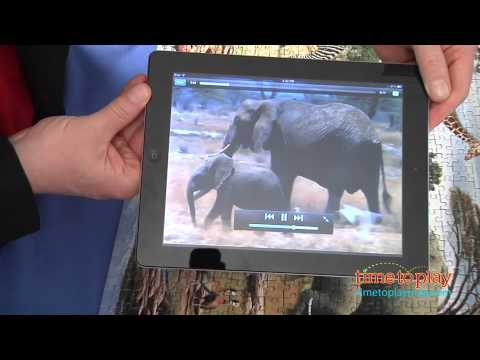 Augmented Reality Puzzle Animals of Africa from Ravensburger