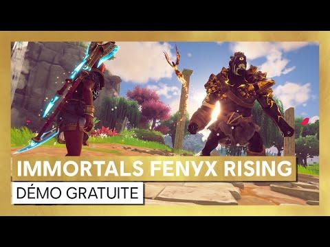 Démo gratuite de Immortals Fenyx Rising