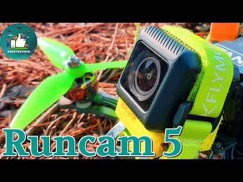 ✔ RunCam 5 - 4K Камера, Аналог Foxeer Box2 и Gopro Session 5. $89.99!