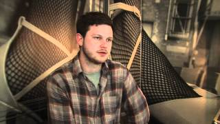 Alt-J (∆) interview - Joe Newman (part 1)