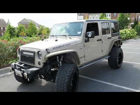Video of '16 Wrangler - R2GT