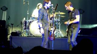 Silversun Pickups perform 'Three Seed' (RARE- No Guitar) live @ the Fox Theatre in Oakland 9/12/2012