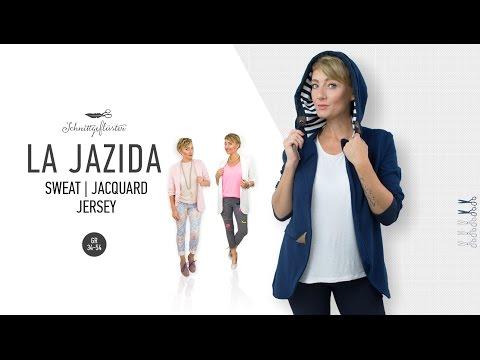 """Blazer """"La Jazida"""" von Schnittgeflüster - Schritt für Schritt"""