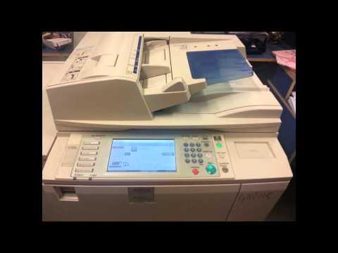 Máy photocopy ricoh mp 8000 _ Công ty ÁNH SAO VIỆT