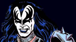 Something Wicked (this way comes) - Gene Simmons (DEMO)