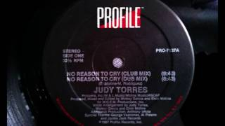 Judy Torres - There's no reason to cry (Club mix) (HD, 320kbps)