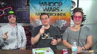 """Whoop Wars After Party Grudge Match """"DRSL"""" Intense Street Micro Drone Racing Tiny Whoops"""
