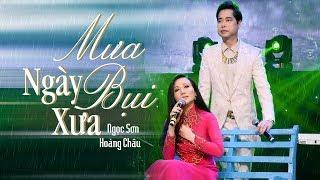 MƯA BỤI NGÀY XƯA (#MBNX) - NGỌC SƠN ft HOÀNG CHÂU
