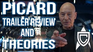 PICARD (SDCC) Trailer Analysis and Review