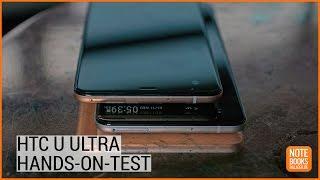 HTC U Ultra Hands On Test - Deutsch / German ►► notebooksbilliger.de
