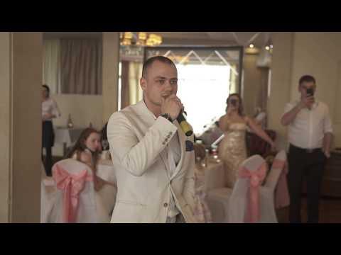 БРАТ СПЕЛ СЕСТРЕ на свадьбе, ПЛАКАЛ ВЕСЬ ЗАЛ!!!