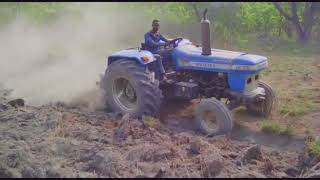 TRACTOR ACTION!