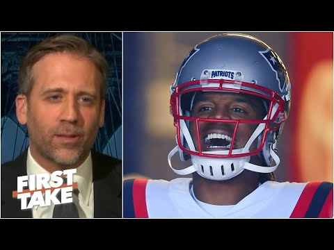 Max Kellerman thinks the Patriots can still win the AFC East | First Take