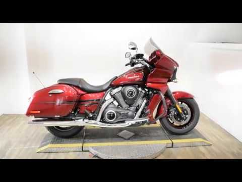 2017 Kawasaki Vulcan 1700 Vaquero ABS in Wauconda, Illinois - Video 1