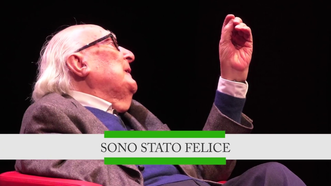 """""""Sono stato felice"""" – Andrea Camilleri a Libri Come 2018"""