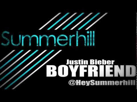 Summerhil - Boyfriend - Justin Bieber (Drum Cover / Remix) (Audio)
