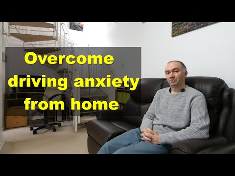 Overcome driving anxiety with ROAD