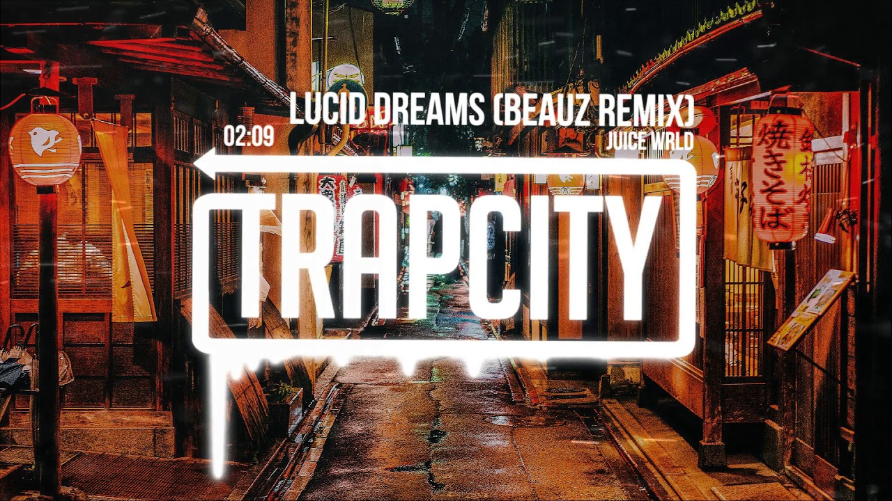 Juice WRLD - Lucid Dreams (BEAUZ Remix) - YouTube
