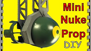How to Make a Mini Nuke (Fallout DIY)
