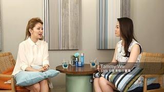 【張寶華轉換「機」會客室】Lady M老闆娘Tammy Wu專訪