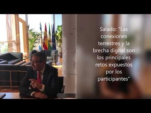 Encuentros comarcales de la Diputación de Málaga contra la despoblación