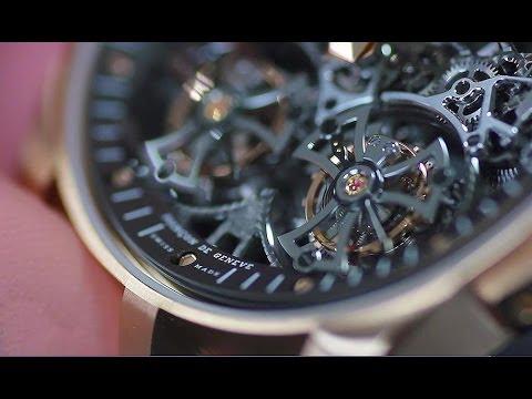 Luxus-Uhren für Super-Reiche: So werden die Meisterwerke erschaffen