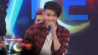 "GGV: Joao's sexy version of ""Umuwi Ka Na Baby"""