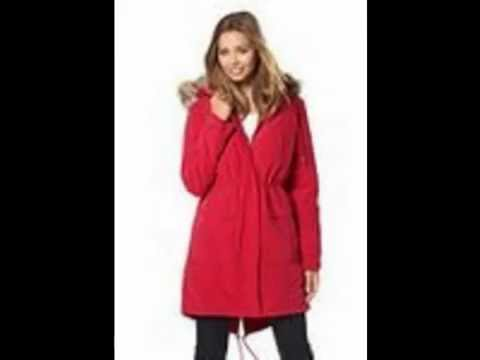 куртка парка аляска женская