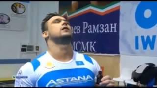 Илья Ильин в Чечне удивил Чеченцев и весь Мир! Поставив мировой рекорд