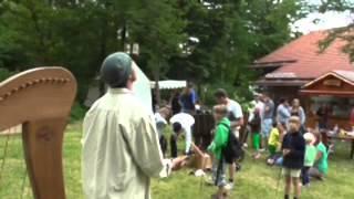 preview picture of video 'Hohenbrunn 1200 Jahrfeier - ein Mittelaltermarkt erinnert'
