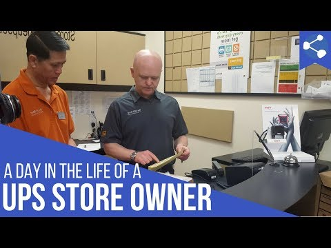 , title : 'A Day in the Life of a Franchisee at The UPS Store with Daniel Sigouin'