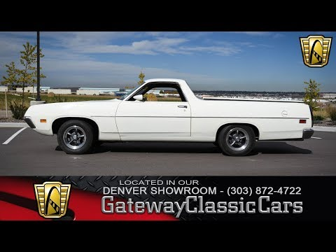 Video of '70 Ranchero - M5IT