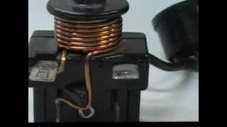 Explicação de componentes do motor compressor embraco