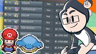 SPENDING 1 MILLION ON A SHINY!? l PokemonMMO! #7