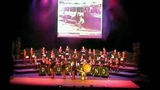 ViJos Drum-en Showband Spant 2008 50 Jarig Jubileum