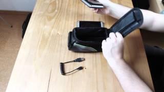 Roswheel - Fahrradtasche für Handy