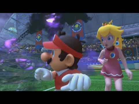 Mario Tennis Aces Nintendo Key Nintendo Switch NORTH AMERICA - 4