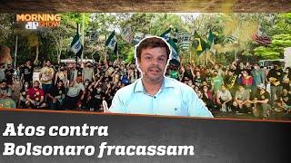 Adrilles: Manifestação do MBL foi 'nem Lula, nem Bolsonaro, nem povo'