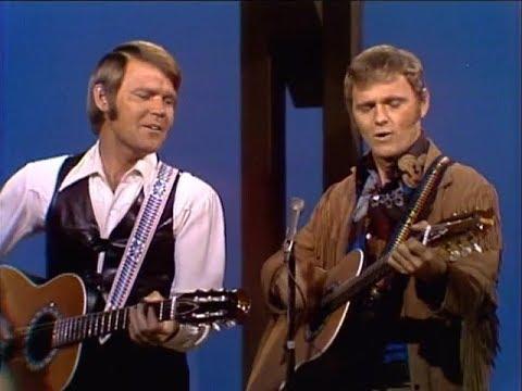 Glen Campbell, Merle  Haggard, Johnny Cash + friends (Live 1972)