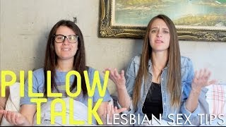 Lesbian Sex Tips - Pillow Talk