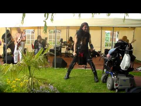 Death of a Black Rose live @ party in the park