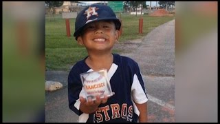 "Texas boy dies from ""dry drowning"""
