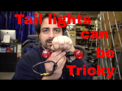 Chosing the perfect tail light can be tricky