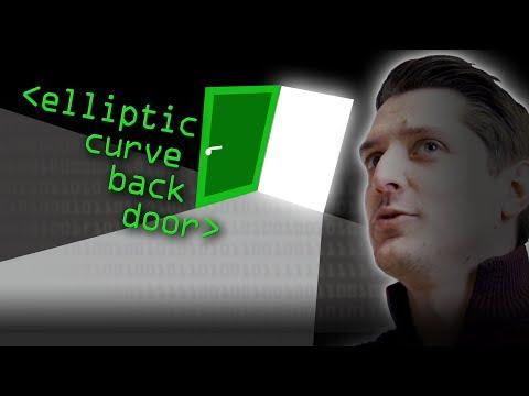 Elliptic Curve Back Door – Computerphile