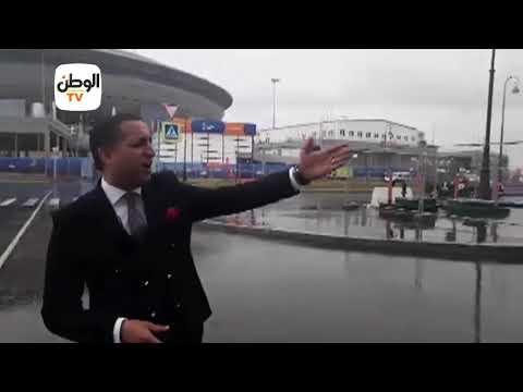 إيهاب الخطيب يوضح التشكيل النهائي لمنتخب مصر أمام روسيا