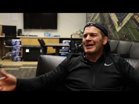 Tom Brands Coaching Under Dan Gable