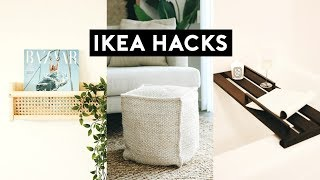 DIY IKEA HACKS 2020! CHEAP & SIMPLE (PINTEREST INSPIRED)