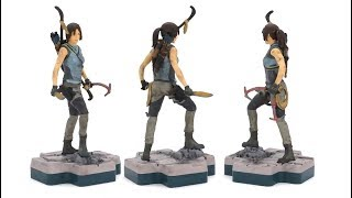 Final design of the new Totaku figure for Shadow of the Tomb Raider